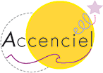 Accenciel – Anne Berthelin Logo